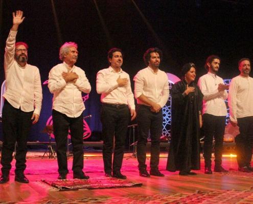 Shams Ensemble Konya MystiC Music Festival 2018