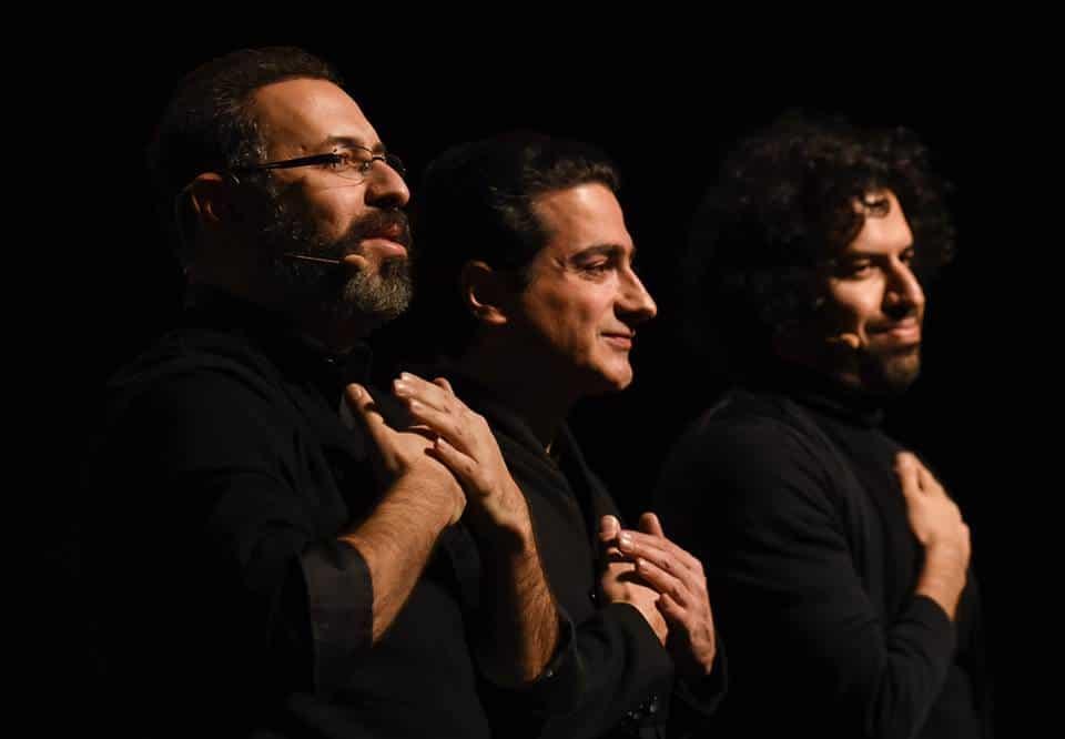 tahmoures pournazeri iranemnan concert