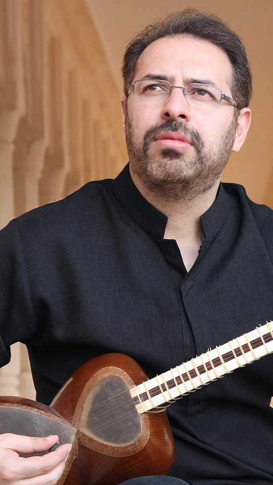 Tahmoures Pournazeri